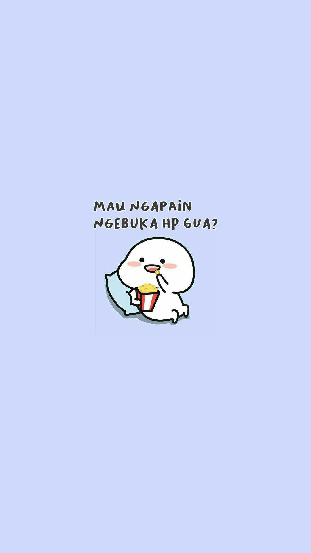 Pin Oleh Siskaa Di Pentol Or Qubiy Wallpaper Kartun Lucu Wallpaper Emoji Lucu Wallpaper Ponsel Lucu