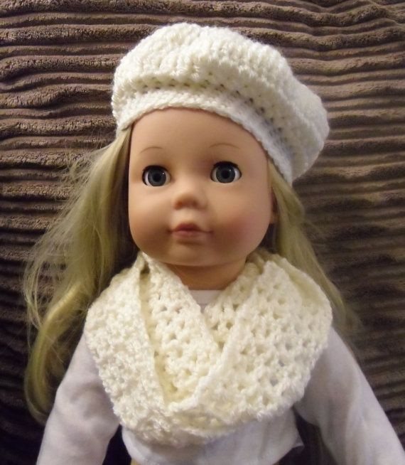 Crochet pattern for 18 inch doll American Girl doll by petitedolls ...