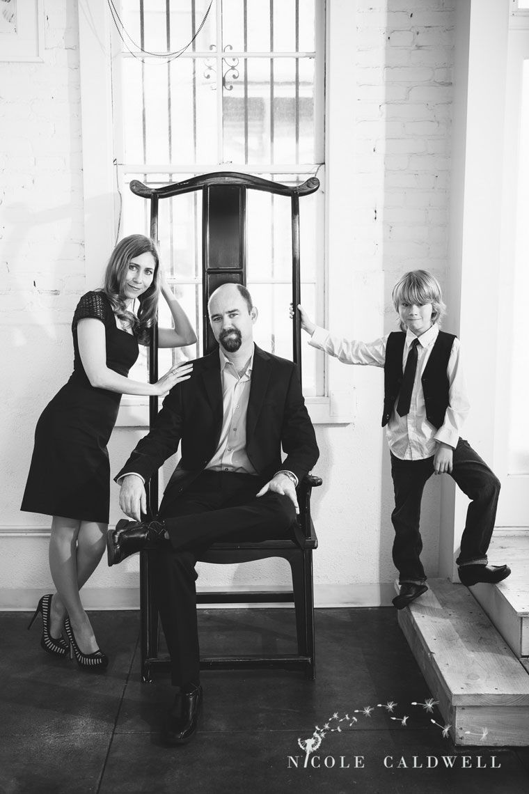 Family Photography | Orange County Photo Studio | Nicole Caldwell