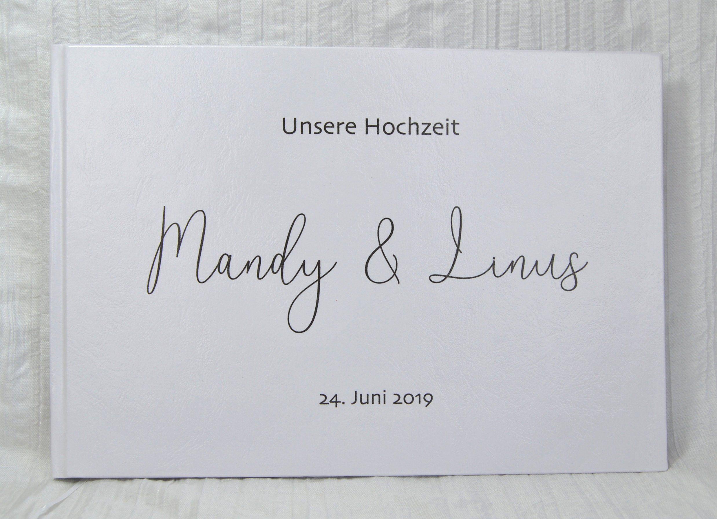 Personalisiertes Gastebuch Zur Hochzeit Mit Namen In Etsy Cards Against Humanity Invitations Cards