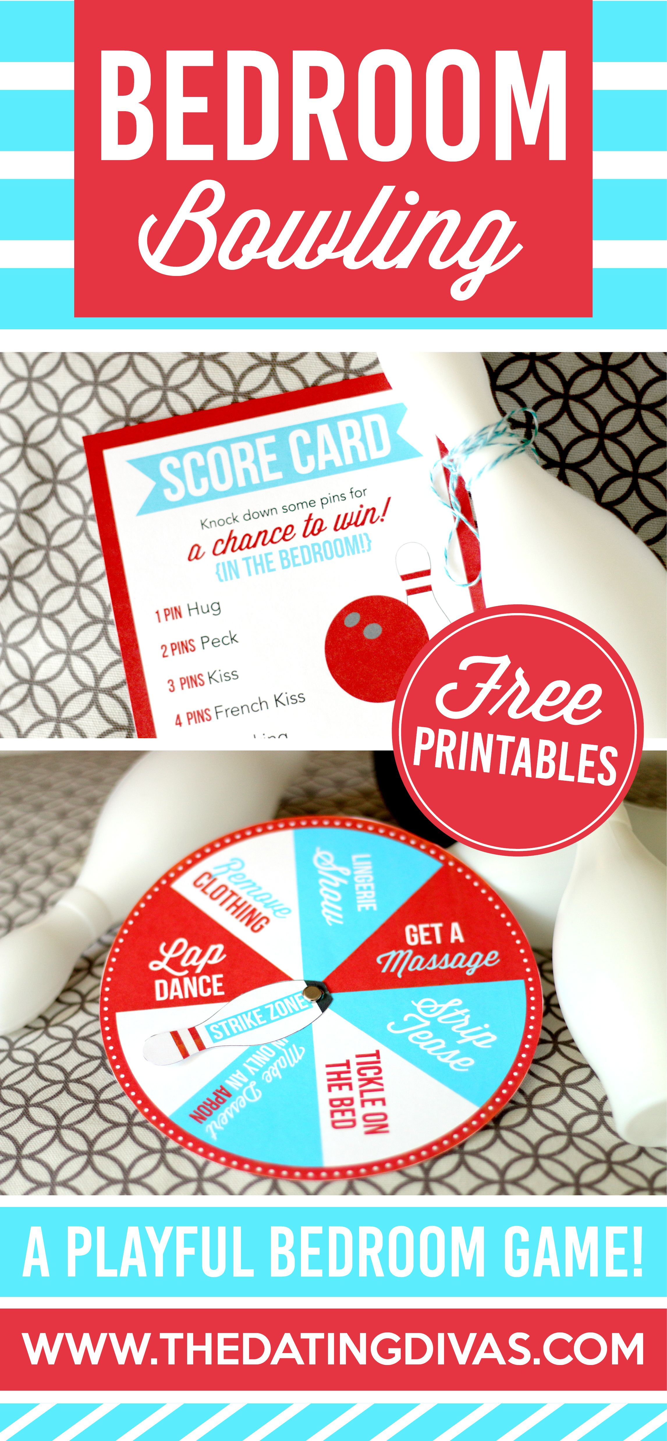 Bedroom Bowling Bedrooms Gift And Free Printables