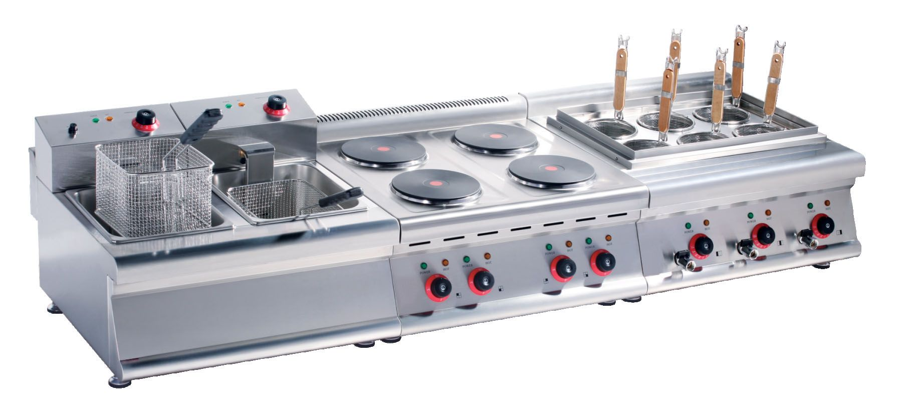 Fast Food Restaurant Kitchen Equipment fast-food-restaurant-kitchen-equipment-cooking-fryer-refrigeration