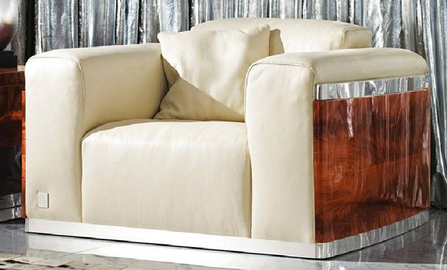 Made With Top Grain Italian Leather, With Memory Foam Back