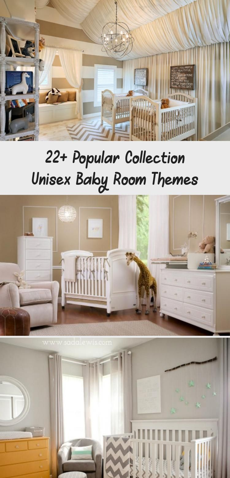 22 Popular Collection Unisex Baby Room Themes Gender ...