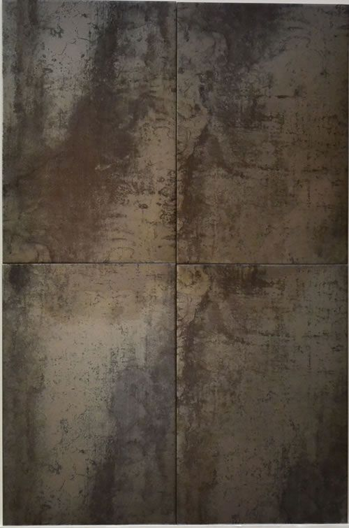 Antares Jupiter Iron Matte Industrial Floor Tile For The Home
