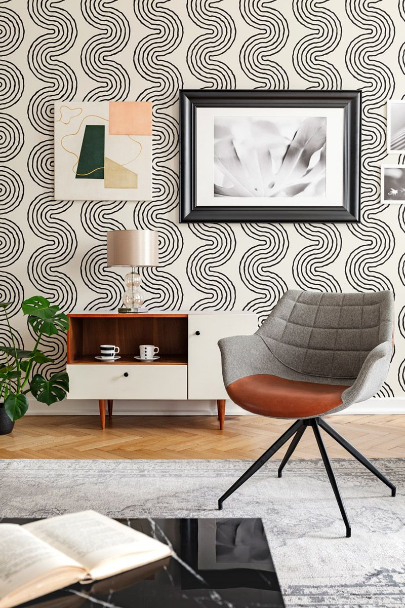 Apartment Therapy 2020 Decor Trends Wallpaper Mural In