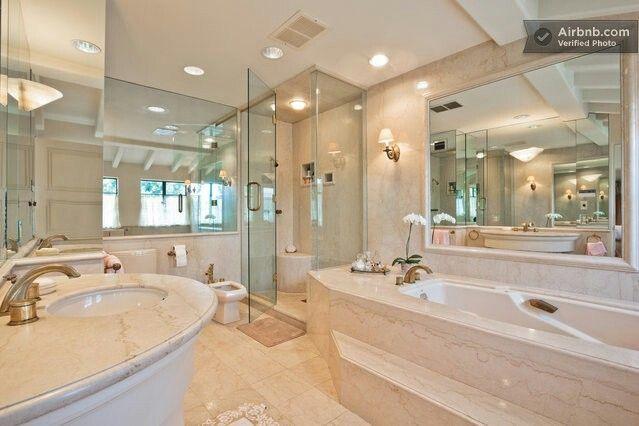 Luxury Bathroom Mansion Future Home Bathroom Master