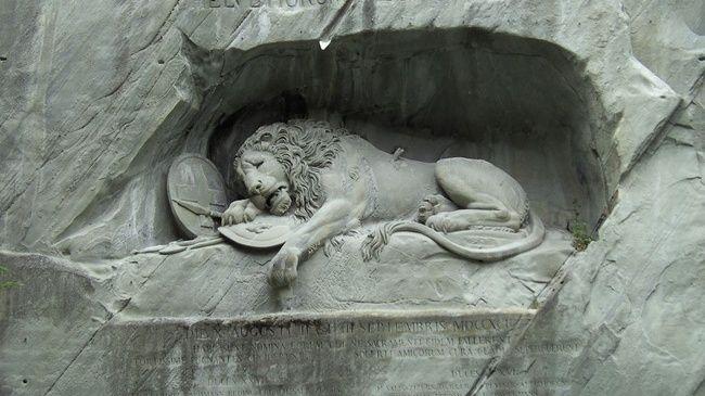Glacier Garden, Lionu0027s Monument, Mirror Labyrinth   Switzerland Tourism