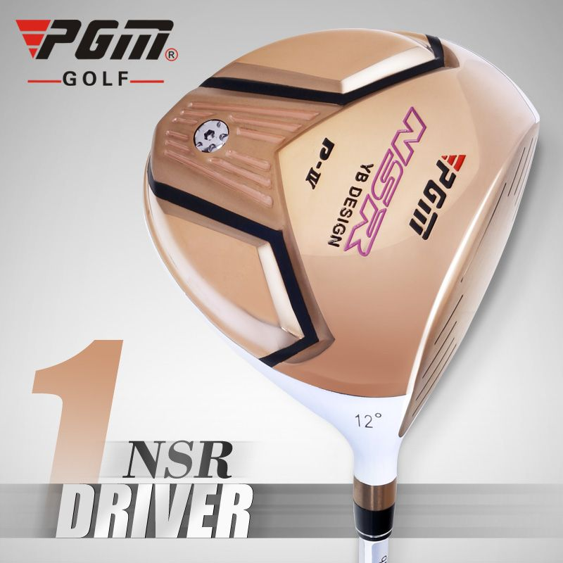 Pgm Golf Clubs Titanium 1 3 5 L 6 5 Wood Right Handed Driver High Quality Fairway Wood Rose Gold Kick Off Graphite Woods Golf Clubs Golf Club