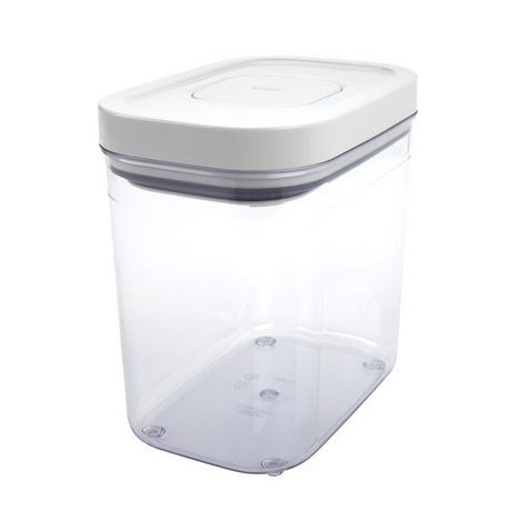 Oxo Sw Pop Canister Rect 1 7 Qt Walmart Ca Airtight Food Storage Containers Airtight Food Storage Food Storage