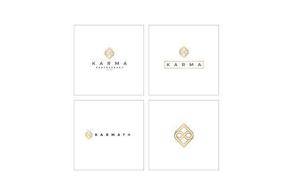 BIG DEAL ☺ Geometric Logo Pack  - Logos