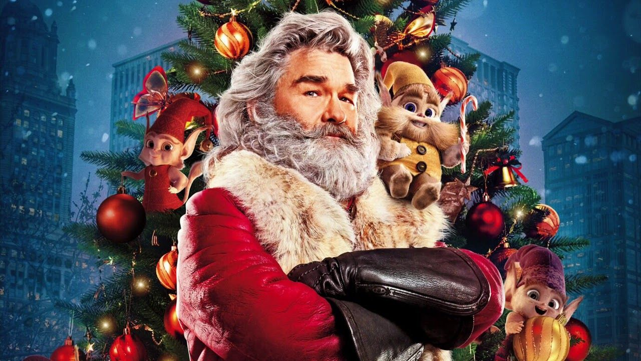 Santa Claus Is Back In Town Kurt Russell (The Christmas