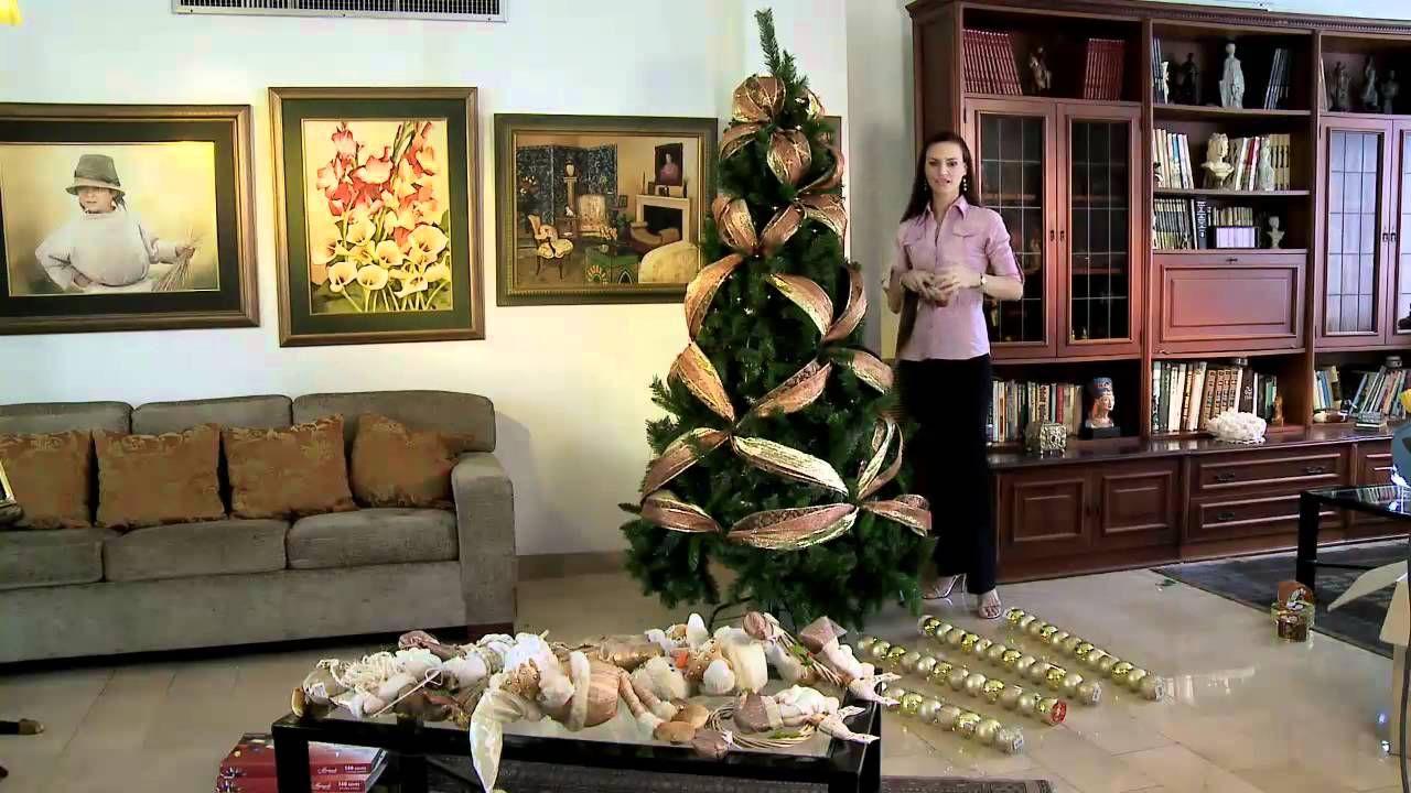 decoracin de rboles de navidad de prati