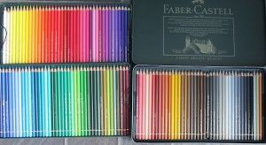 Great Review On Just About Every Colored Pencil Brand There Is