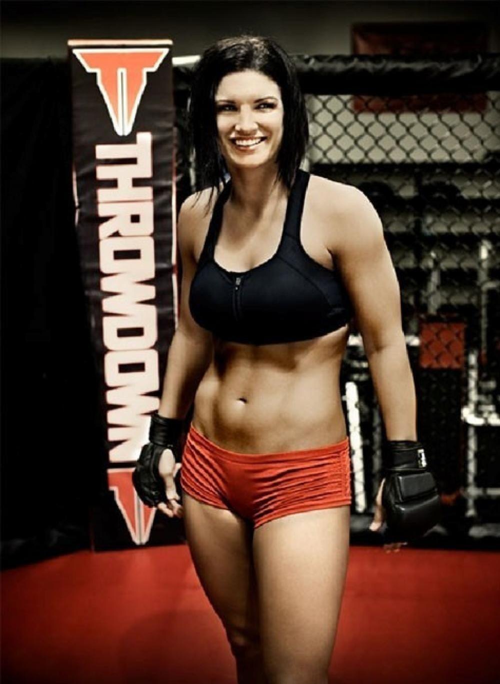 pics Gina Carano mixed martial arts