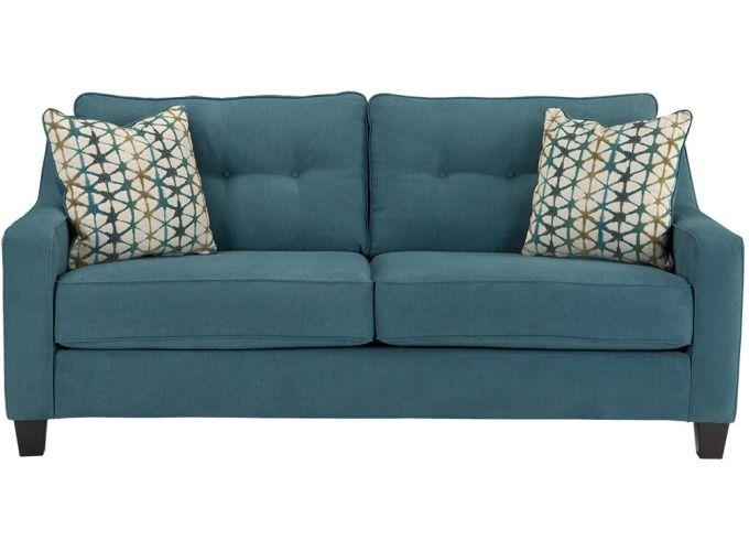 Best Shayla Queen Sofa Sleeper At Furniture Mall Of Kansas 640 x 480