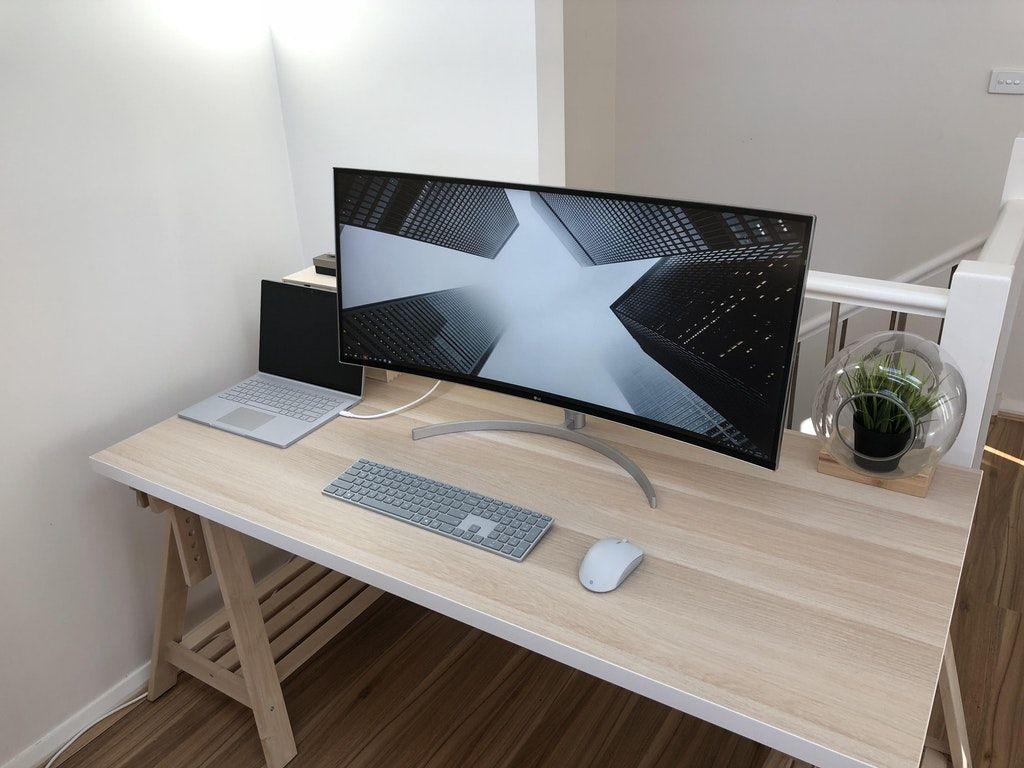 Reddit The Front Page Of The Internet Home Office Setup Diy Computer Desk Computer Desk Setup