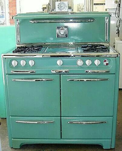 Love the new old stoves
