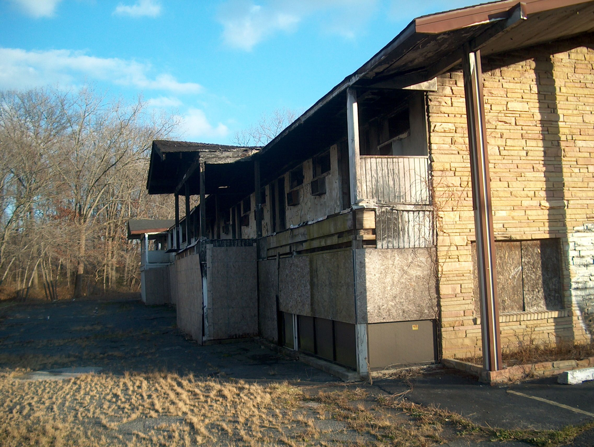 Abandoned Mansions in New Jersey Abandoned and Burnt