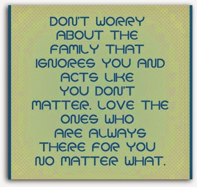 Rudegirl S Aggro Let Me Tell You Something About Family Worry Quotes Don T Worry Quotes Family Quotes