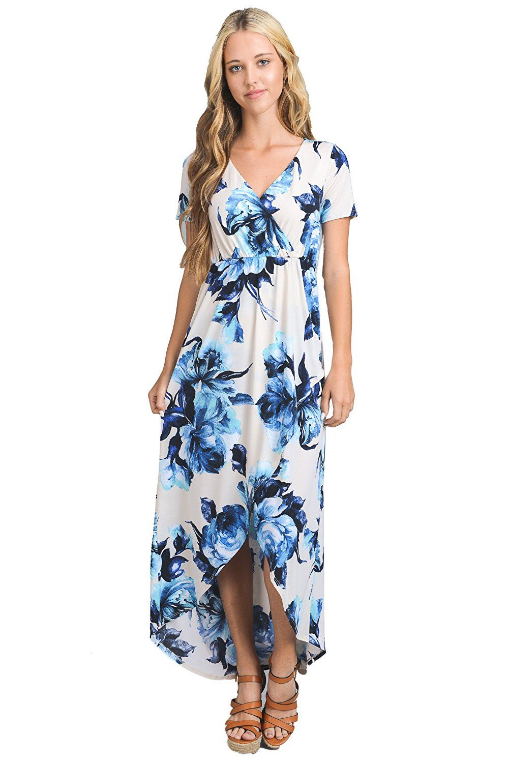 c1a28ce7bf9e Vanilla Bay Vintage Floral Print Maxi Dress | Best of Fashion ...