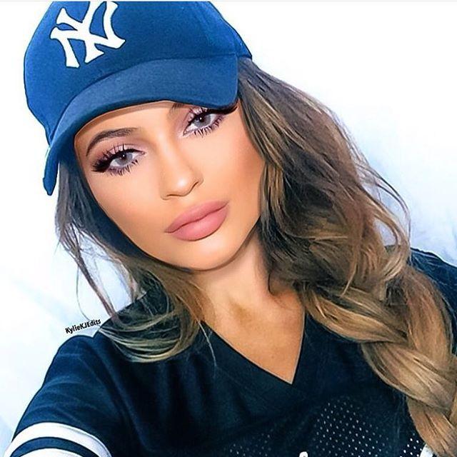 Kylie Jenner Maquillage, Beauté et Maquillage yeux