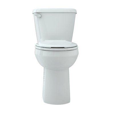 American Standard Sonoma 2 Piece Single Flush Round