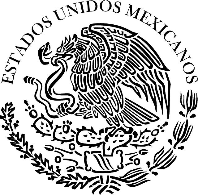 Free Image On Pixabay Seal Flag Eagle Emblem Mexican Flags Mexican Flag Drawing Mexican Flag Tattoos