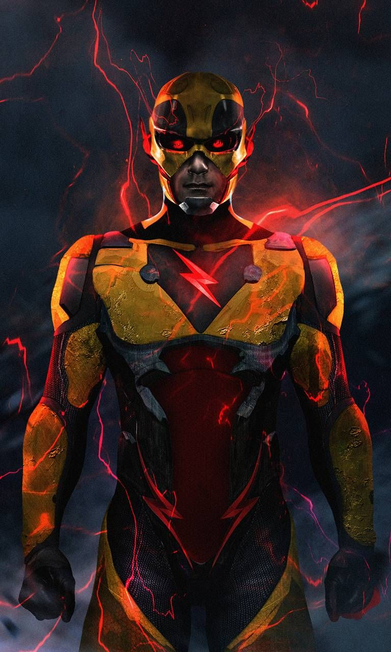 Reverse flash Flash wallpaper, Flash characters, Reverse