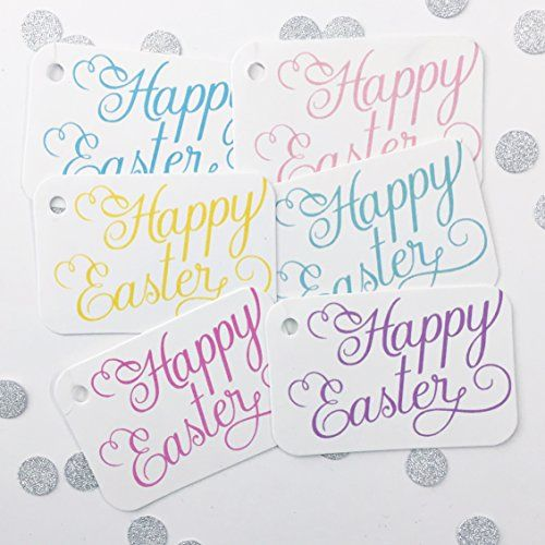 36 happy easter gift tags hang tags for easter favors rr191 you 36 happy easter gift tags hang tags for easter favors rr191 you can negle Gallery