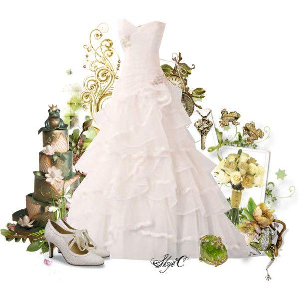 Princess Tiana Wedding - Disney\'s Princess and the Frog   Princess ...