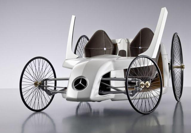 First Car Ever The Twenty Century Made