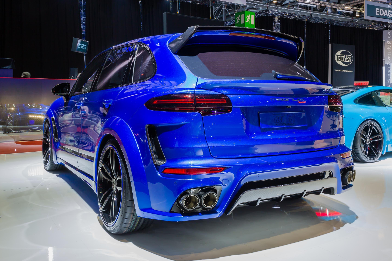 2016 Porsche Panamera Grand GT от атеРье TechArt 2016MY Panamera Porsche Techart tuning Segment S TechArt GrandGT German brands Geneva 20…