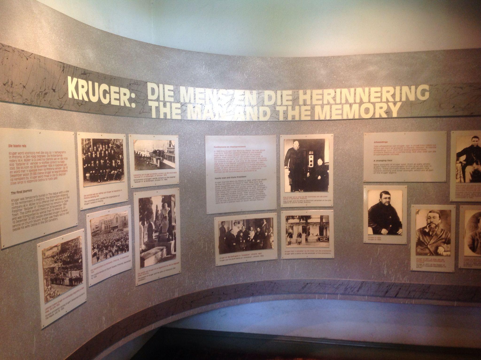 Paul Kruger se huis Waterval Boven