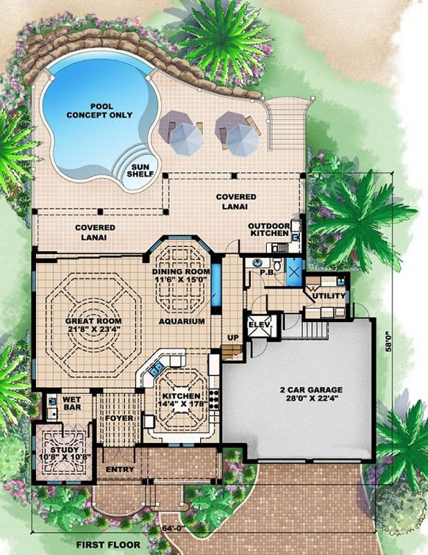 Beach House Floor Plans floor plan Beach House Floor Plans On Stilts Google Search