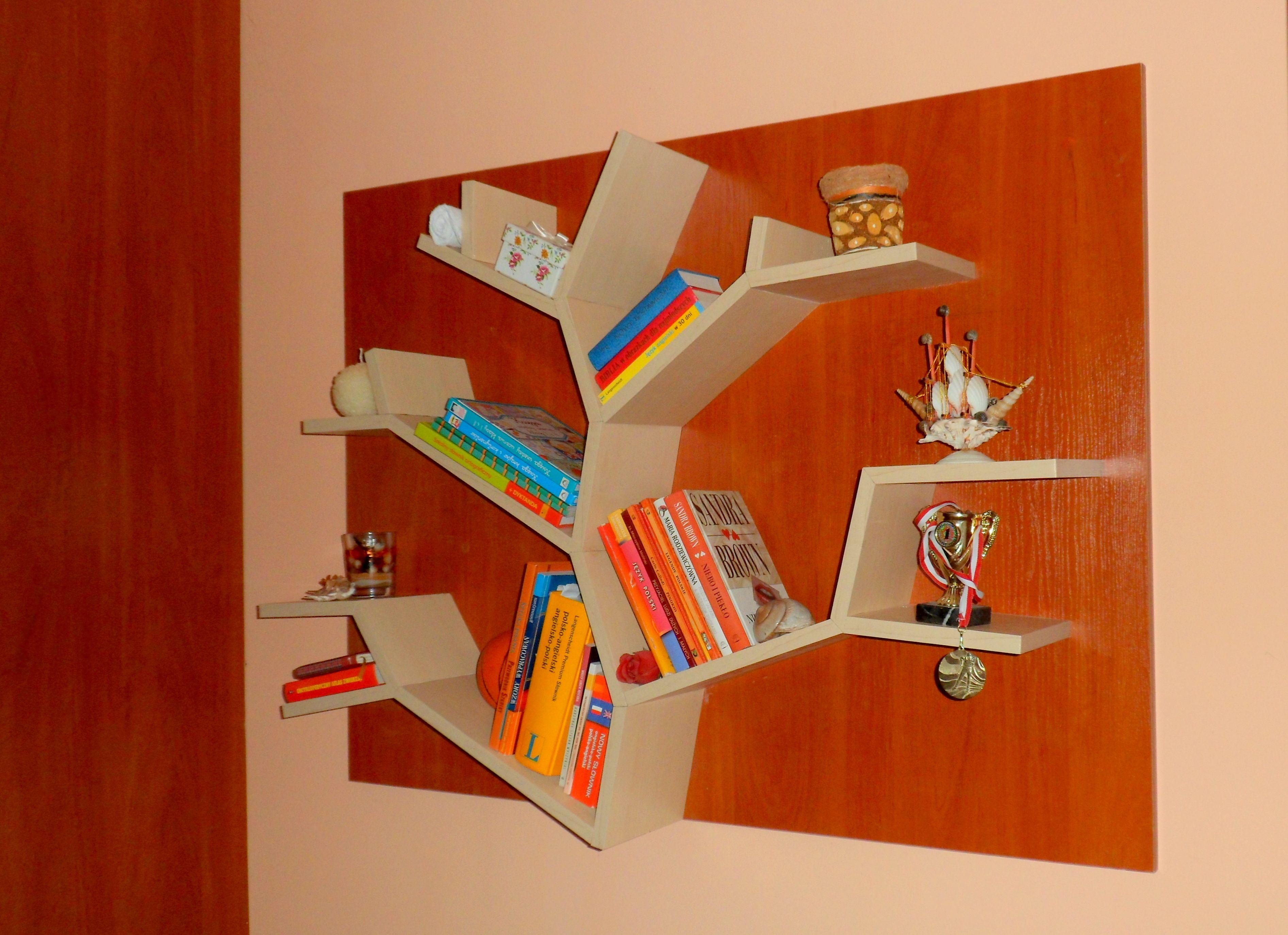 Pin Od Aneta Bęben Na Dla Domu Shelves Bookcase I Home