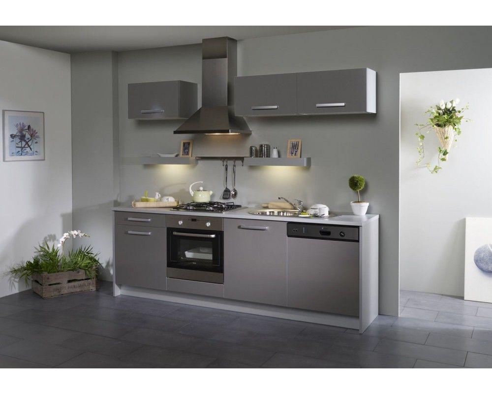 cuisine laquée grise - Recherche Google | Idées cuisine ...