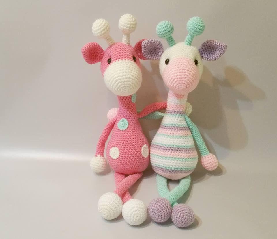 Pin by OMAROVA on Жирафы | Pinterest | Amigurumi, Crochet and ...
