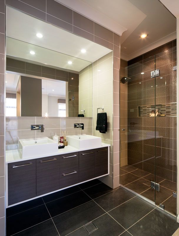 Kurmond homes new home builders sydney sierra 31 5 for Bathroom displays