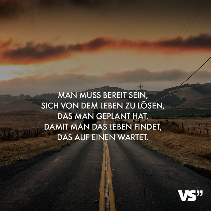 #auf #bereit #Damit #DAS #dem #einen #findet #geplant #hat #Leben #lösen #Man #MUSS #sein #sich #von #wartet #zu