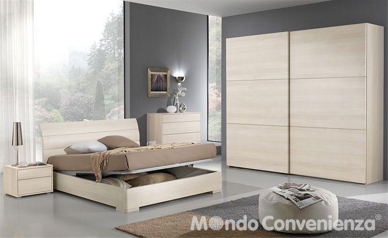 Camera da letto Slim Armadio 2 antoni Moderno Mondo