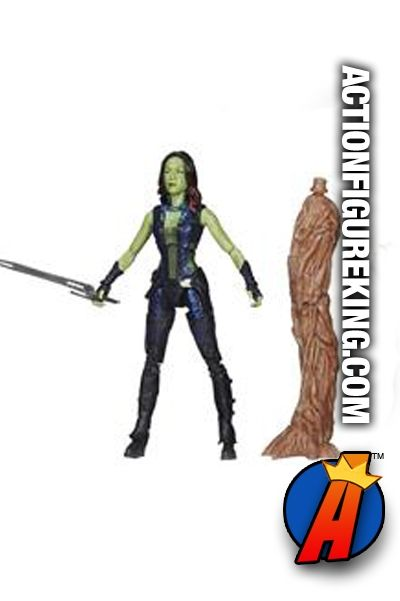 Infinite Series Marvel Gamora  Figure Guardians Of The Galaxy Toys R Us
