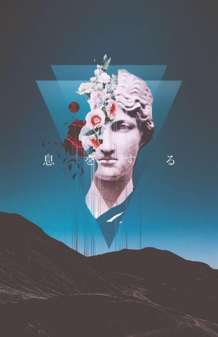 ̗̀ aesthetic Vaporwave wallpaper, Vaporwave art