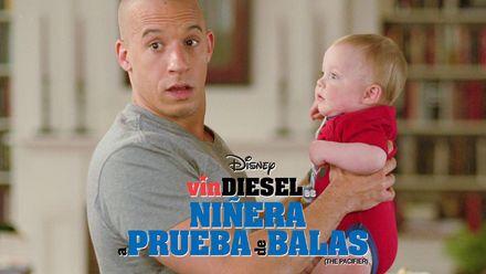 No Te Pierdas Ninera A Prueba De Balas En Netflix Ninera A Prueba De Balas Seguridad Infantil Vin Diesel
