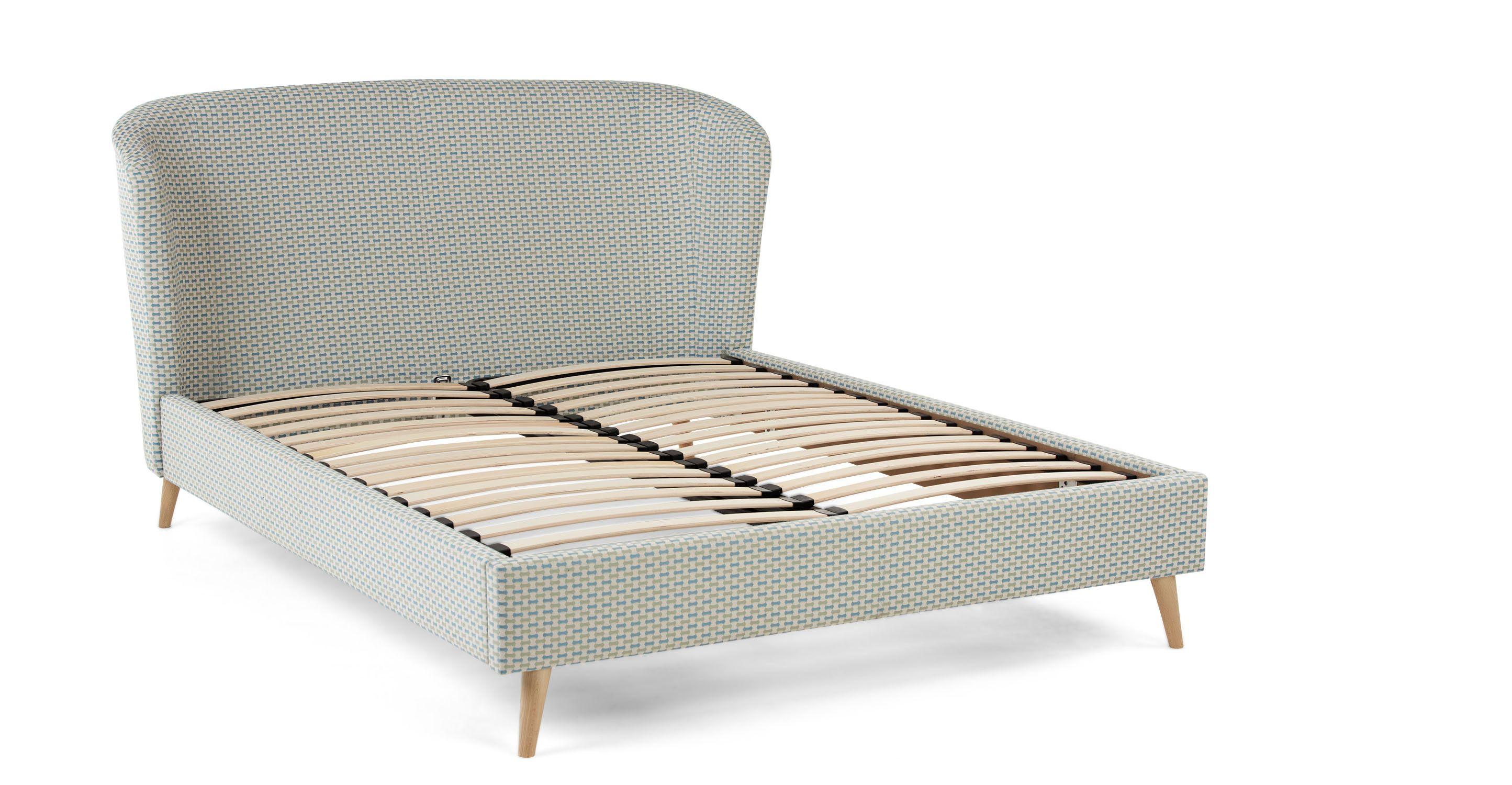 Lulu Doppelbett 140 X 200 Cm Wabenmuster Bett Bett Ideen Und