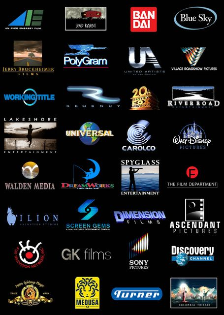 My Colored Studio Logos Collections Film Logo Dreamworks Image