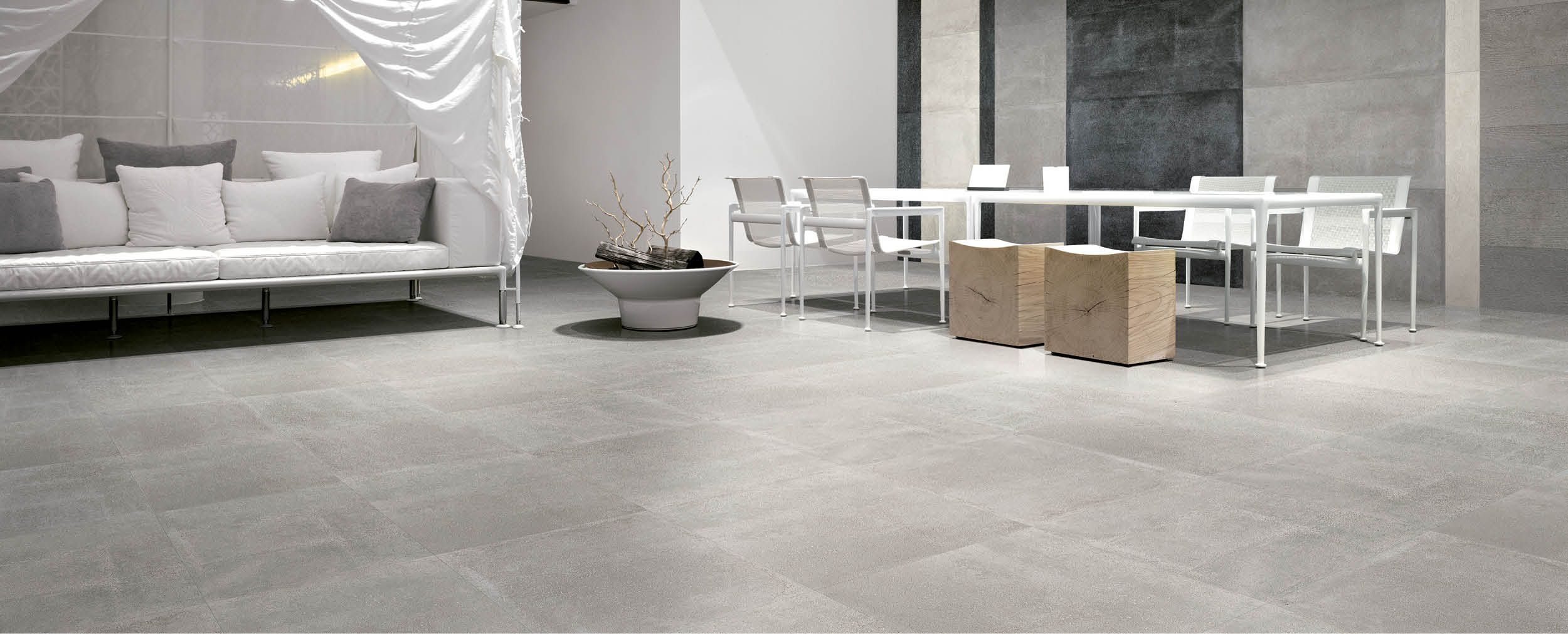 Cement bathroom tiles - Floor Tiles Concrete Traditional Wood Marble And Large Format Tiles