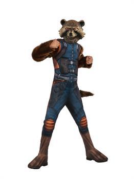 Boys Avengers Endgame Rocket Raccoon Deluxe Costu Costume Partybell Com Raccoon Costume Rocket Raccoon Costume Kids Costumes