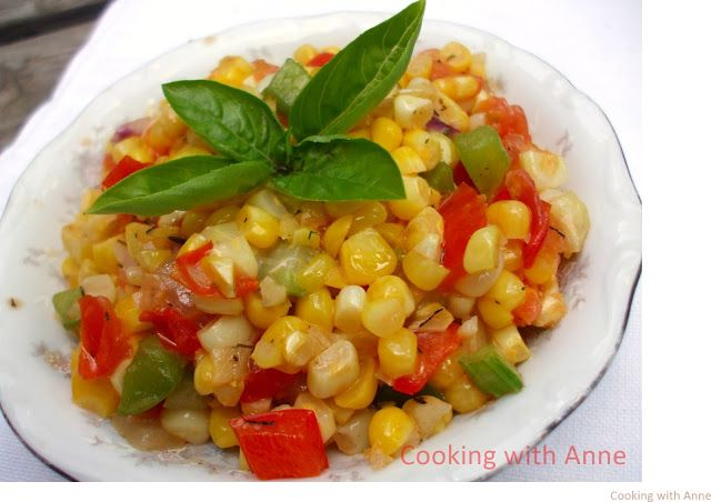 Maque choux cooking with anne pinterest baked food food and maque choux this traditional native american dish is very popular in cajun country pronounced mock shoe fresh corn is the usual for the milk forumfinder Choice Image