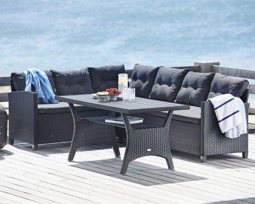 California Outdoor Corner Set Conversation Set Jysk Canada Outdoor Furniture Sets Outdoor Decor Room Of One S Own